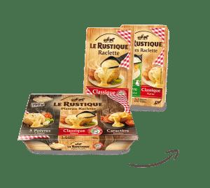 Le Rustique Raclette